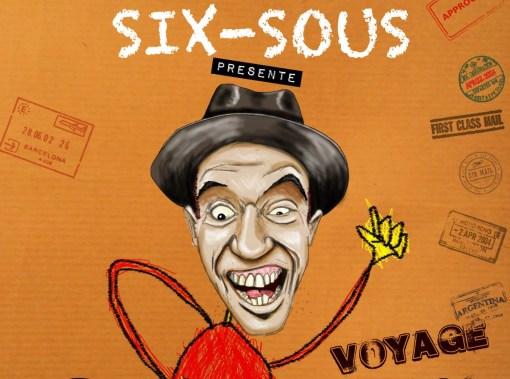 Création de site internet pour comédien | Six-Sous