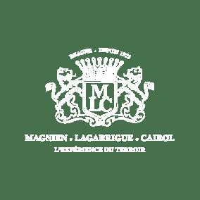 MLC | MAGNIEN - LAGARRIGUE CAIROL | L'espérience du terroir - LOGO - W-01
