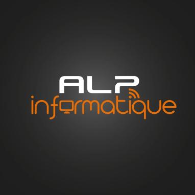 Création charte graphique & site internet | ALP Informatique