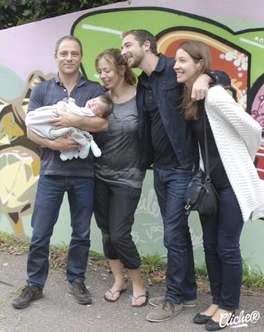 Welcome Coline - Graffiti Mural Chambéry - 2015-10