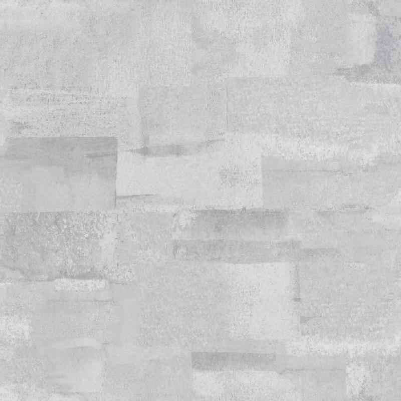 papier peint vinyle sur intisse effet beton gris material caselio