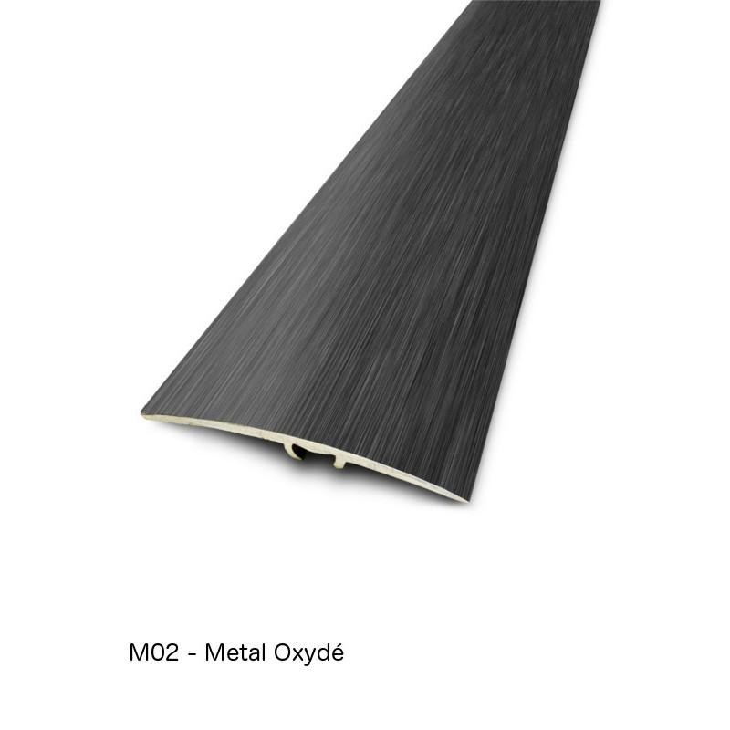 2 70mx41mm Barre De Seuil Metal Oxyde Finition Metallique Dinac