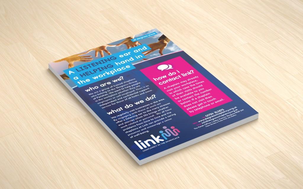 Link Flyer Design
