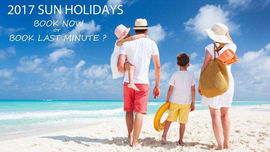 Book now or book last minute