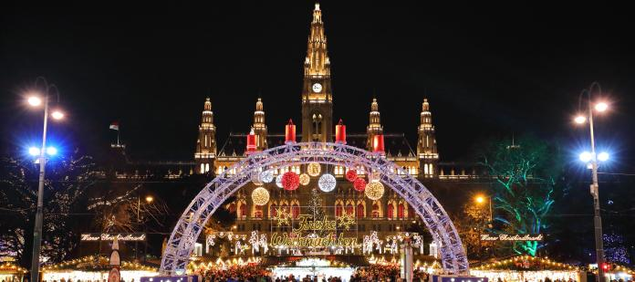 Image result for vienna christmas
