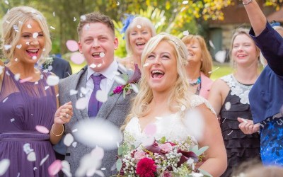 Wedding Photography Tips – Mastering the Confetti Photo