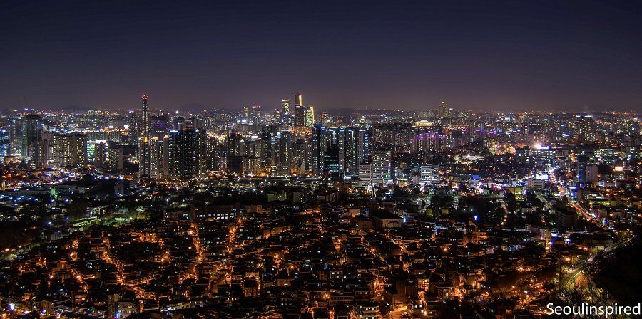 Cityscape Photography Tips and Tricks from Seoul