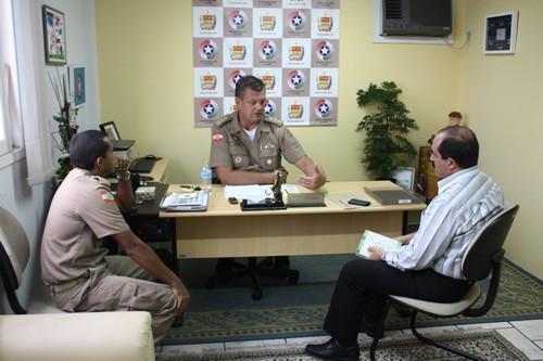 Reunião Operação bafometro 23 04 10 Foto Celso