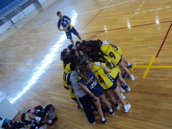 handebol vice campeã brasileira 2010