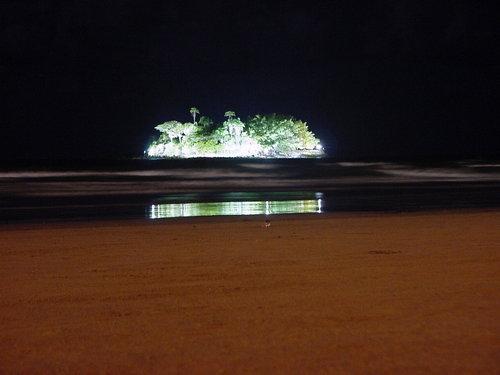 ilha cabras vista praia