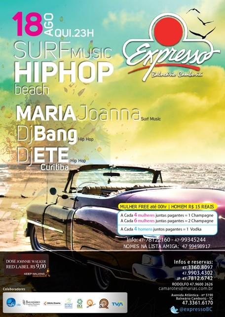 cartaz hiphop expresso 18 ago 01
