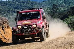 Rally Transcatarina terá aproximadamente 800 quilômetros