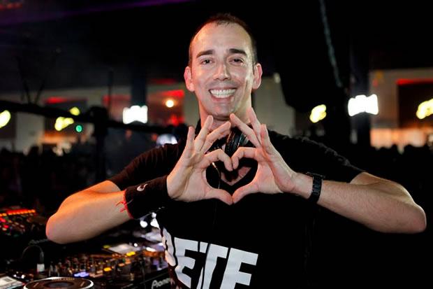 O DJ Pete tha Zouk é um dos nomes confirmados. Crédito: Divulgação / Winter Play