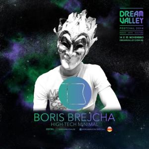 Boris Brejcha é confirmado para o Dream Valley Festival
