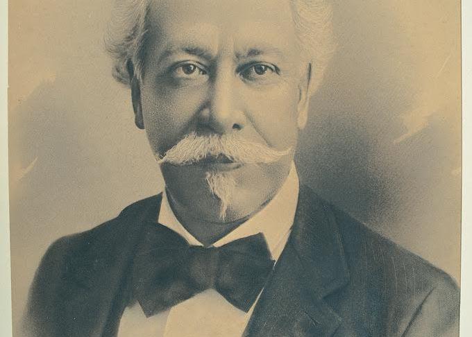 Retrato de Victor Meirelles