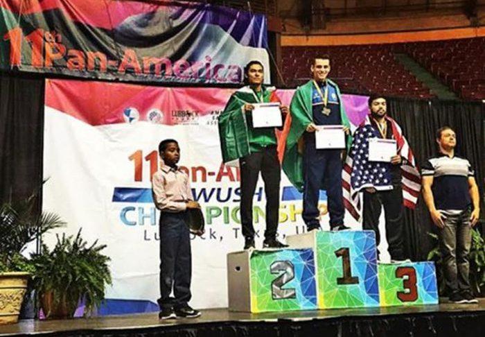 Atleta de BC conquista o título de Bi campeão Pan Americano de Kung Fu Sanda e1471308798607