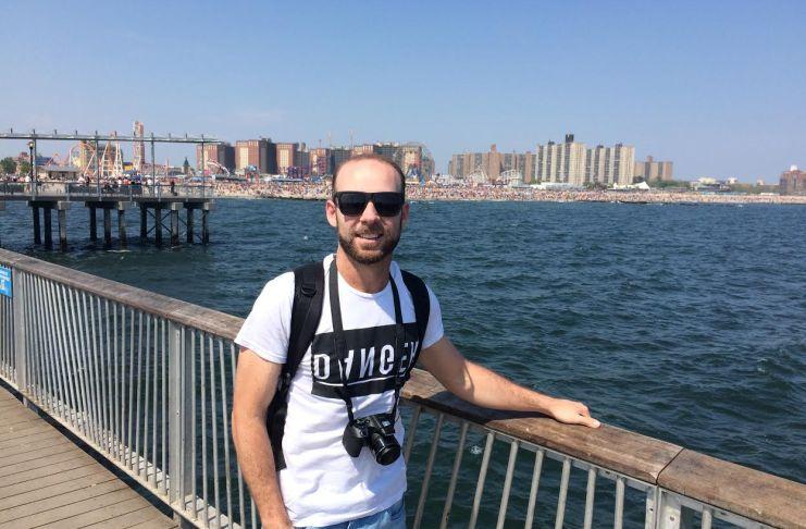 praia de Nova York 1