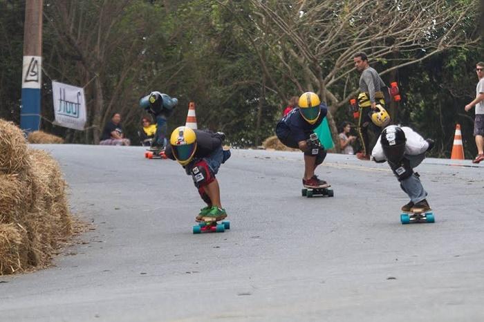 BC Downhill Longboard na Interpraias