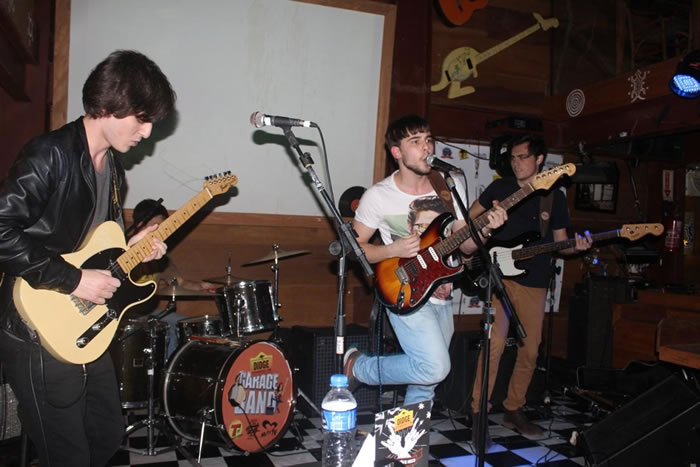 Didge garage band