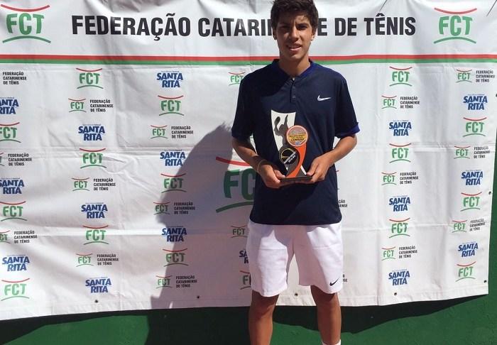Eduardo Ribeiro tennista