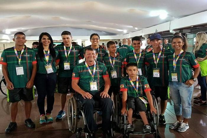 Estudantes de Itajaí participam das Paralimpíadas Escolares