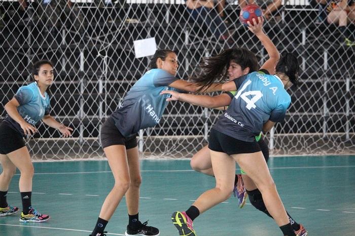 Jogos Escolares da Juventude Handebol Feminino 11 21 Fotos Lucas Inacio Divulgação Fesporte 18