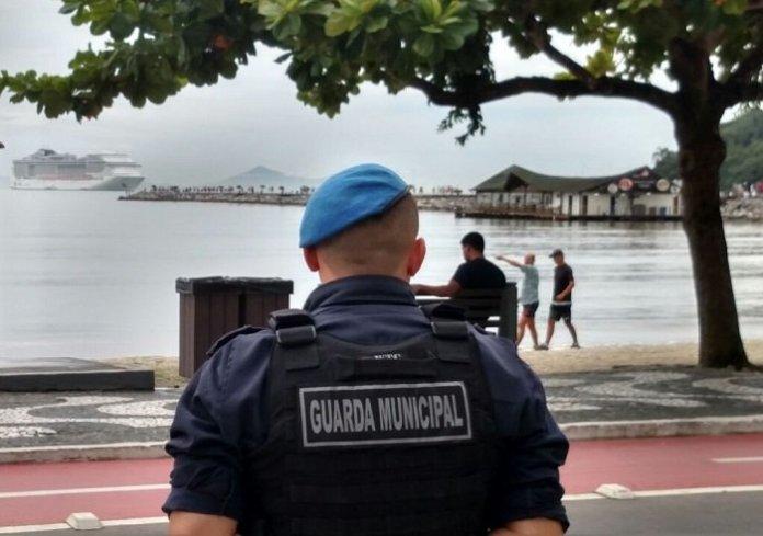 Guarda Municipal Divulgação