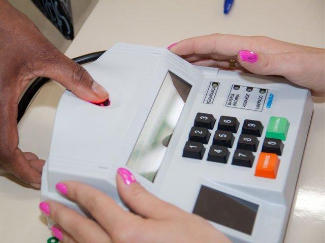 biometria TRE