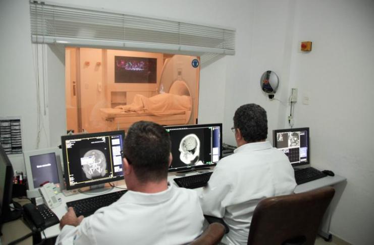 Mutirão já realizou mais de 600 exames represados em Itajaí