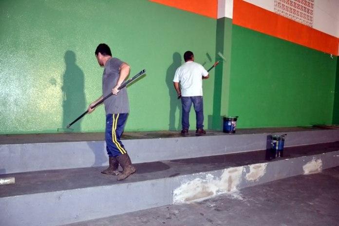 Ginásio de Esportes do Conde Vila Verde