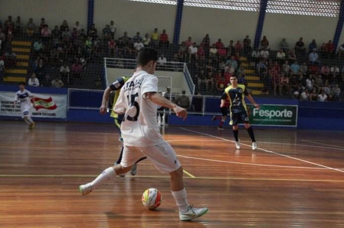 Itajaí participa da etapa seletiva dos Joguinhos Abertos de Santa Catarina