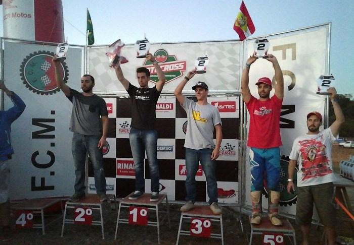 Piloto camboriuense briga pelo título no Catarinense de MotoCross