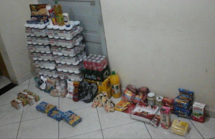 furto supermercado