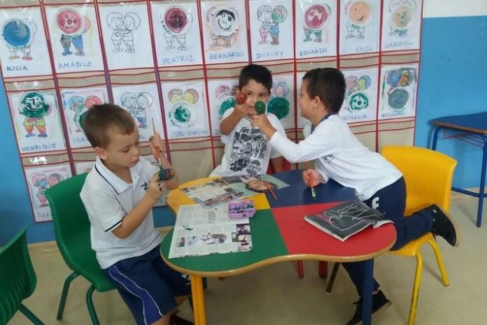 educação infantil 1