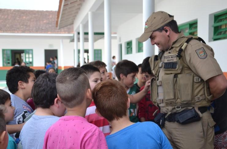 Camboriú já tem 29 escolas na Rede de Segurança Escolar