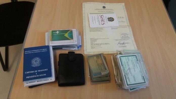 documentos ruth divulgação 1
