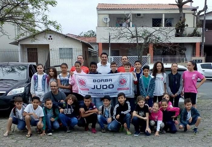 CAMPEONATO JUDÔ DIVULGAÇÃO 1