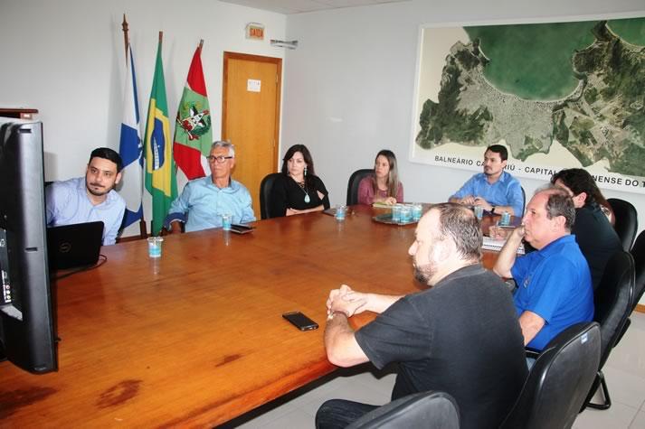 Reunião da Cosip