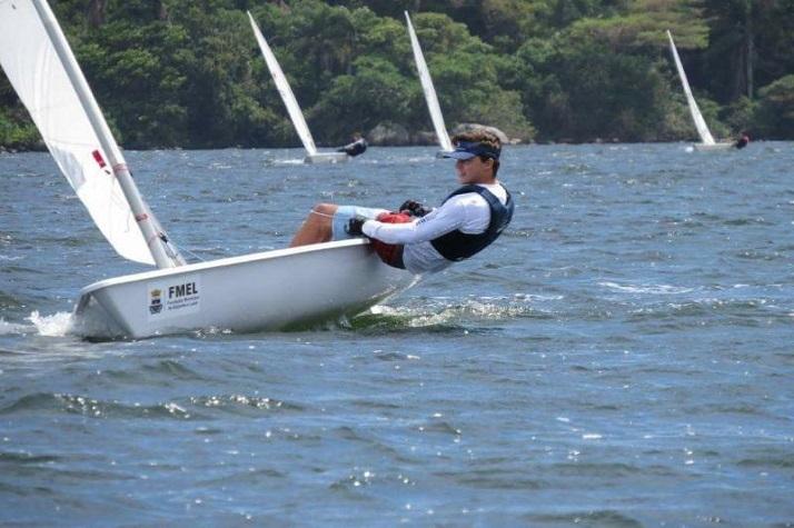 Itajaiense participa do Campeonato Sul Brasileiro da Classe Laser