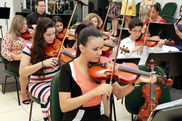 Orquestra Filarmônica Gloriart
