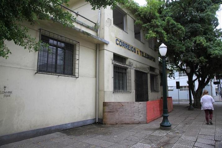 Prédio dos Correios pode virar centro cultural
