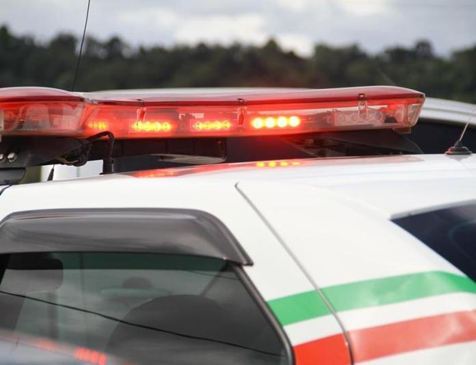 sirene giroflex viatura policia pmsc