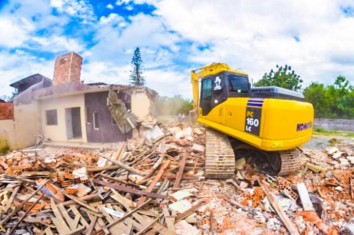 Itajaí promove nova demolição para o projeto da Via Expressa Portuária edited