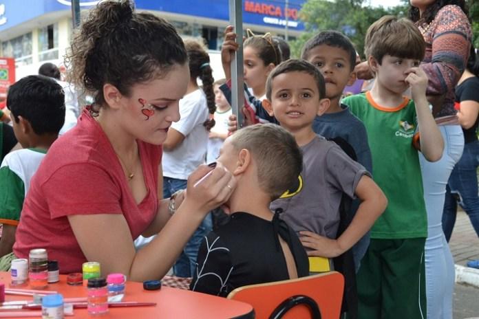 Sábado tem Natal Solidário para crianças de Camboriú