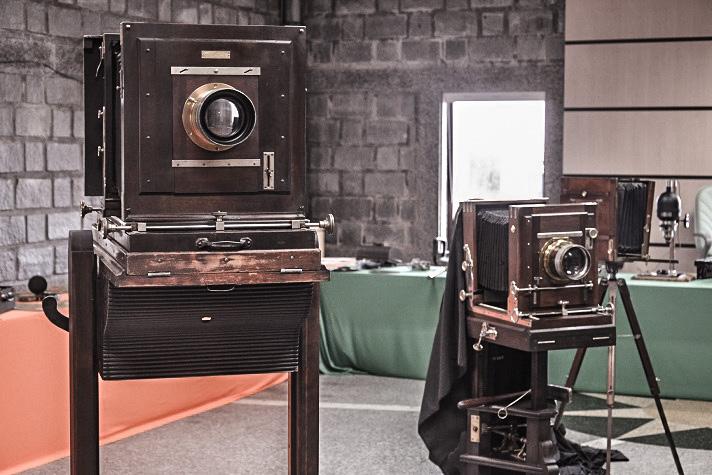 Prefeitura de Camboriú promove exposição sobre a evolução do som e da imagem edited