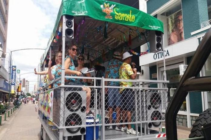 Charanga do Siri Sarado vai agitar o Carnaval nas ruas de Itajaí