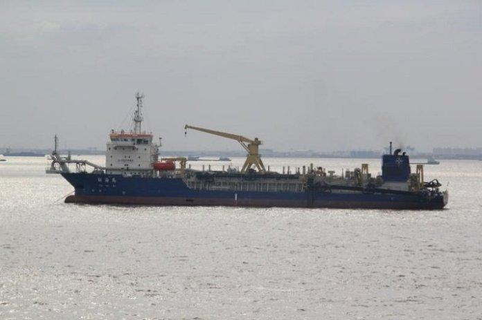 Conclusão da dragagem do Complexo Portuário de Itajaí está prevista para maio