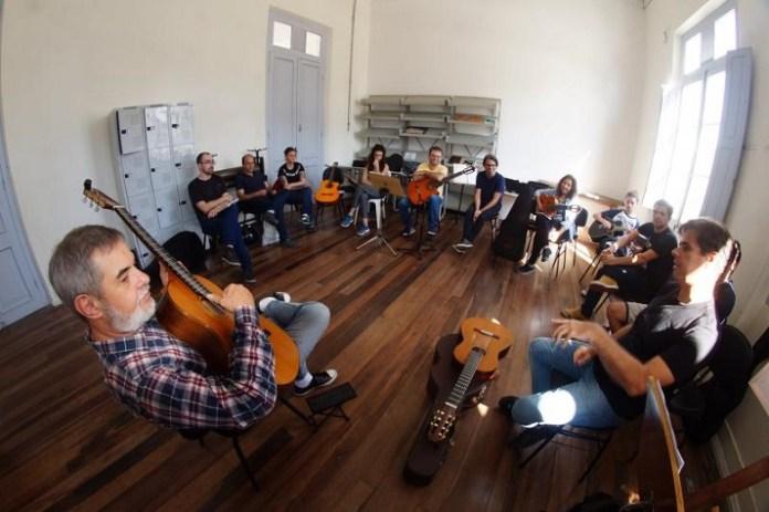 Conservatório de Música itajai