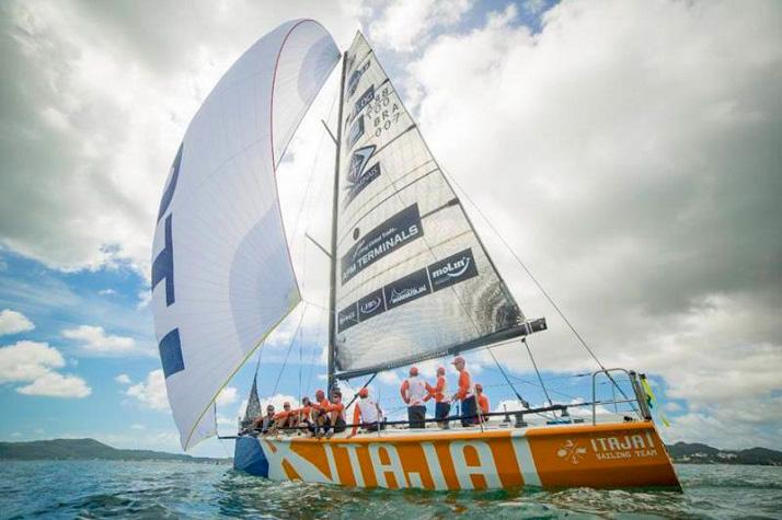 Equipe de Itajaí é líder da primeira disputa do Circuito Oceânico Ilha de Santa Catarina edited