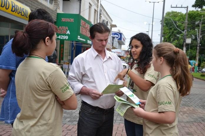 Fucam abre processo seletivo para Programa Tatu em Camboriú.